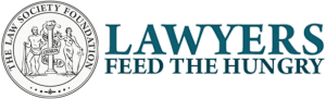 lawyers feed the hungry logo